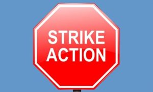 Strike action impact on Day Nurseries
