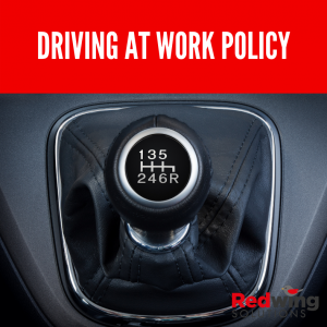 Driving at work policy