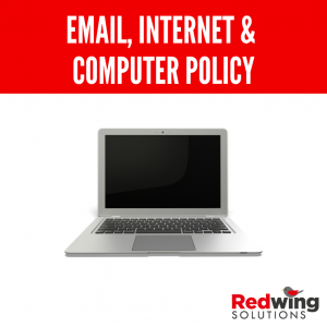 Email, internet & computer policy