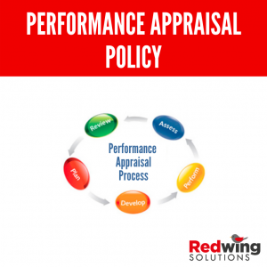 Performance Appraisal Policy