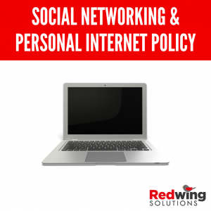 Social networking and personal internet policy