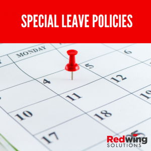 Special Leave policies