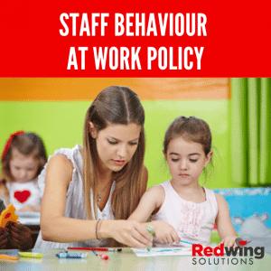 Staff behaviour at work