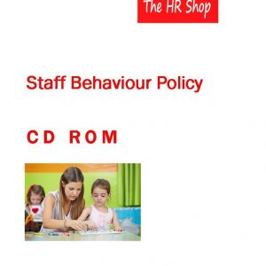 Staff Behaviour Policy