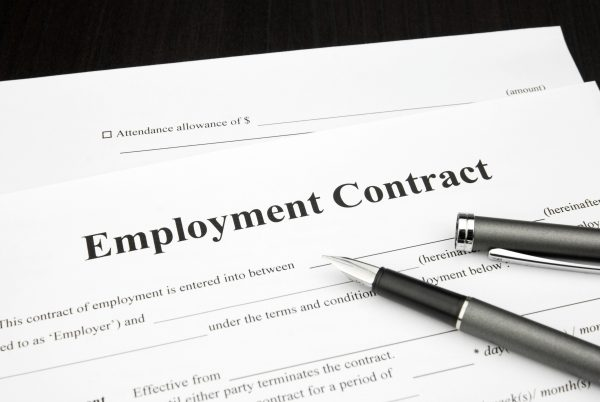 employment contract