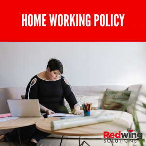 Homeworking policy
