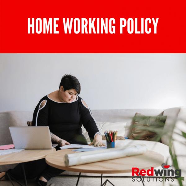 Homeworking policy