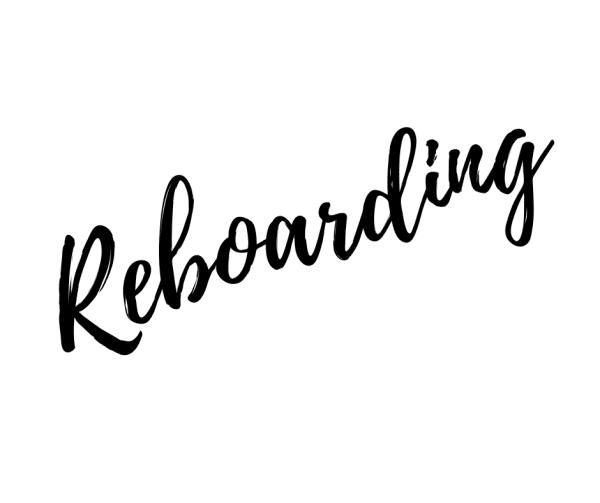 Reboarding package
