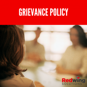 grievance policy