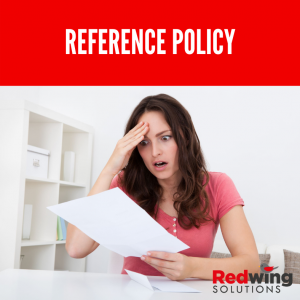 REFERENCE POLICY