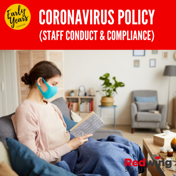 CORONAVIRUS POLICY (STAFF CONDUCT & COMPLIANCE)